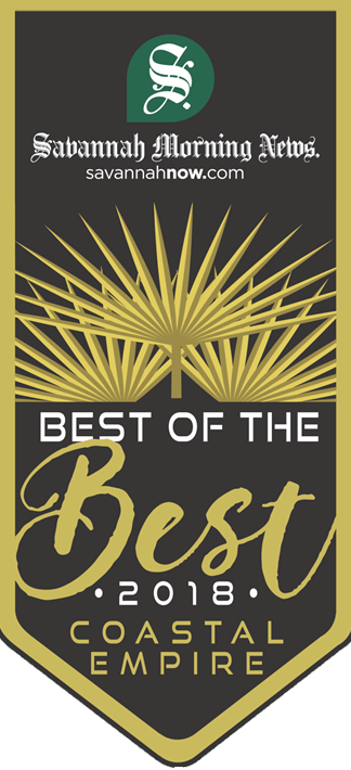 Savannah's Best of Best 2018