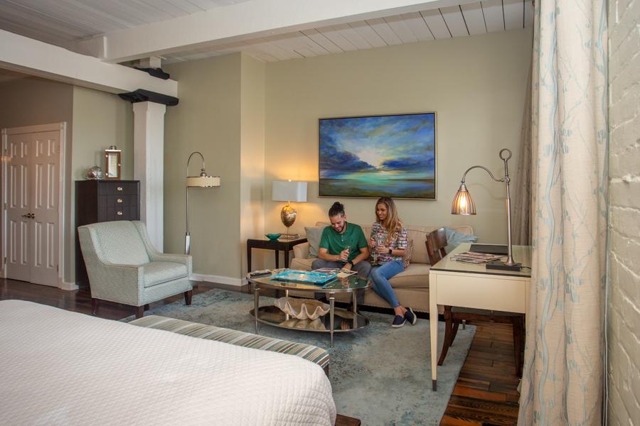 Olde Harbour Inn Hotel in Savannah, GA