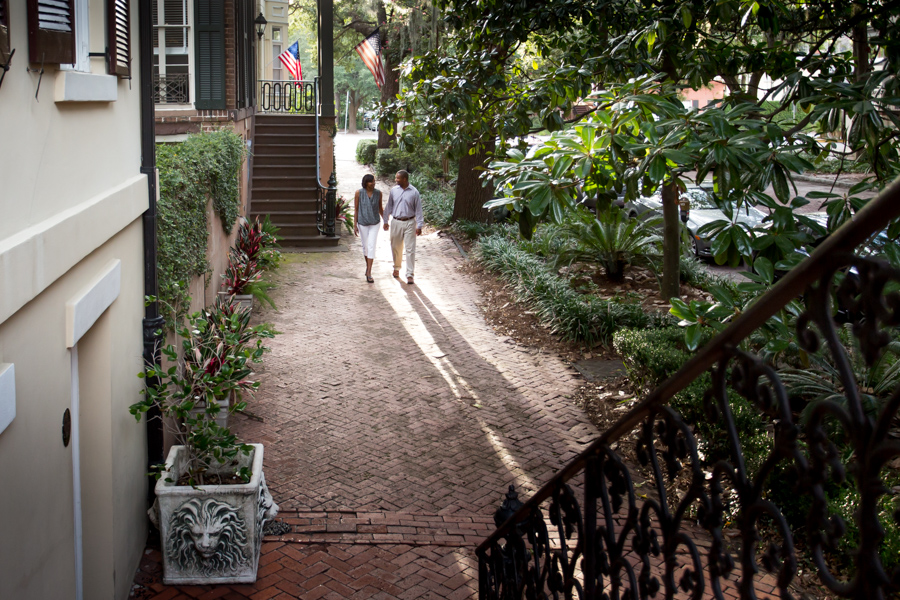 The Eliza Thompson House Bed and Breakfast in Savannah, GA
