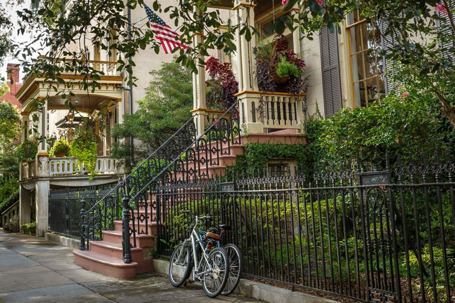 The Gastonian Bed And Breakfast In Savannah Ga