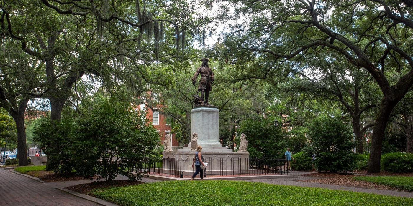Hotels in downtown Savannah
