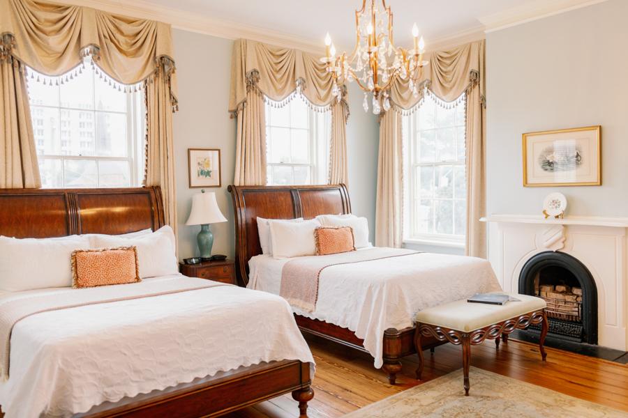 The Gastonian Bed and Breakfast in Savannah, GA