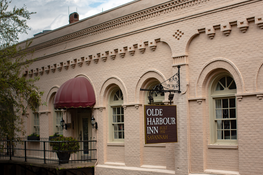 Olde Harbour Inn Hotel in Savannah, GA