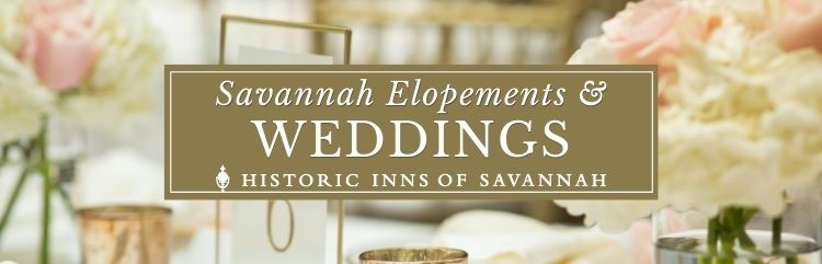 savannah elopement packages