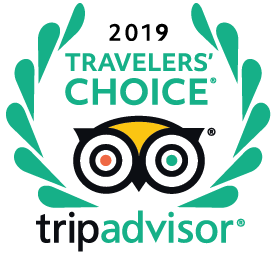 2019 TripAdvisor Travelers Choice Award
